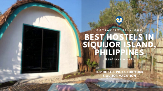 list of best hostels in Siquijor
