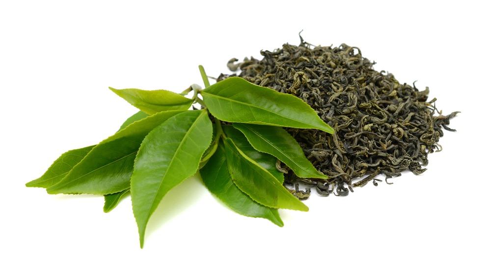 Green tea caffeine