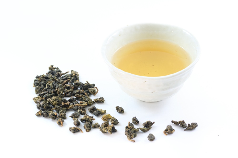 Does oolong tea have caffeine