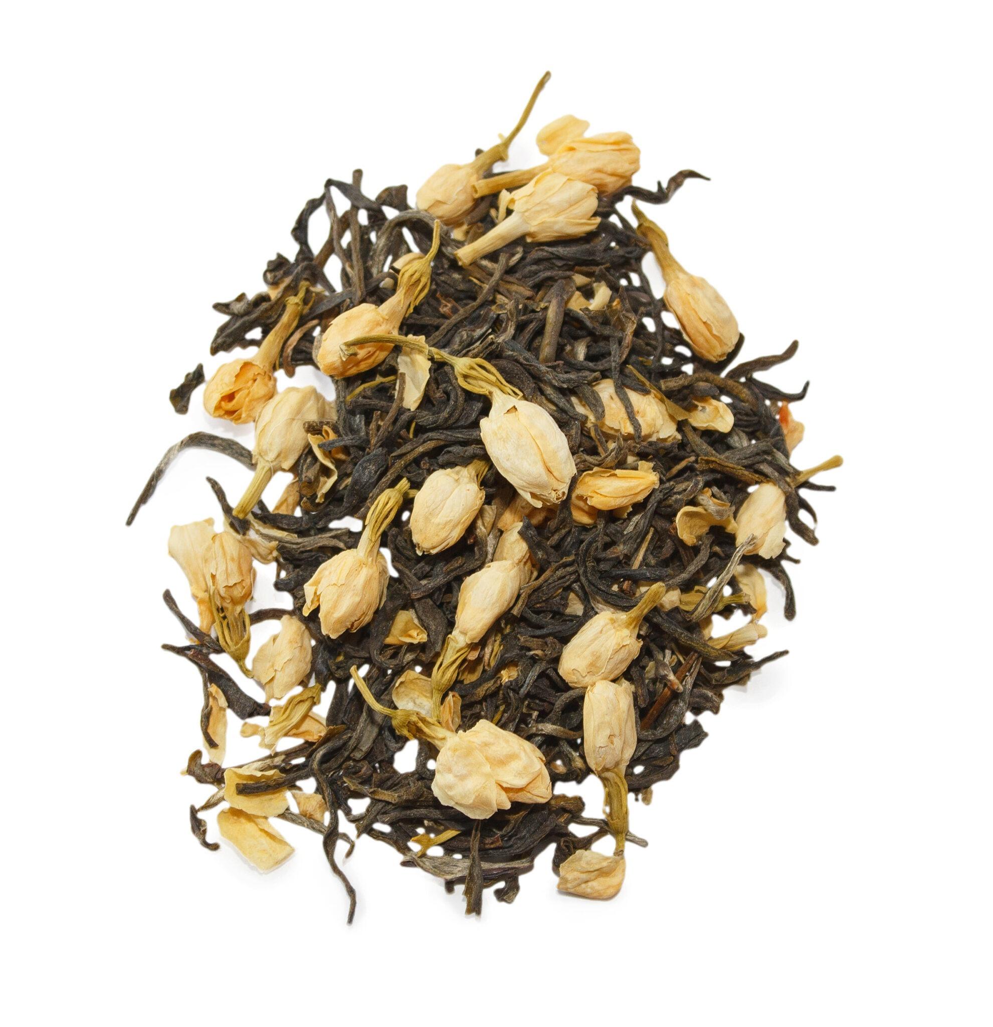 jasmine tea health benefits & side effects