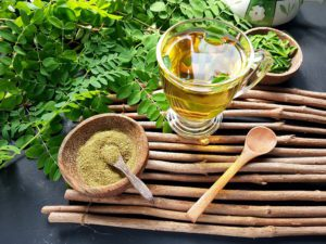 Moringa tea health benefits and side effects