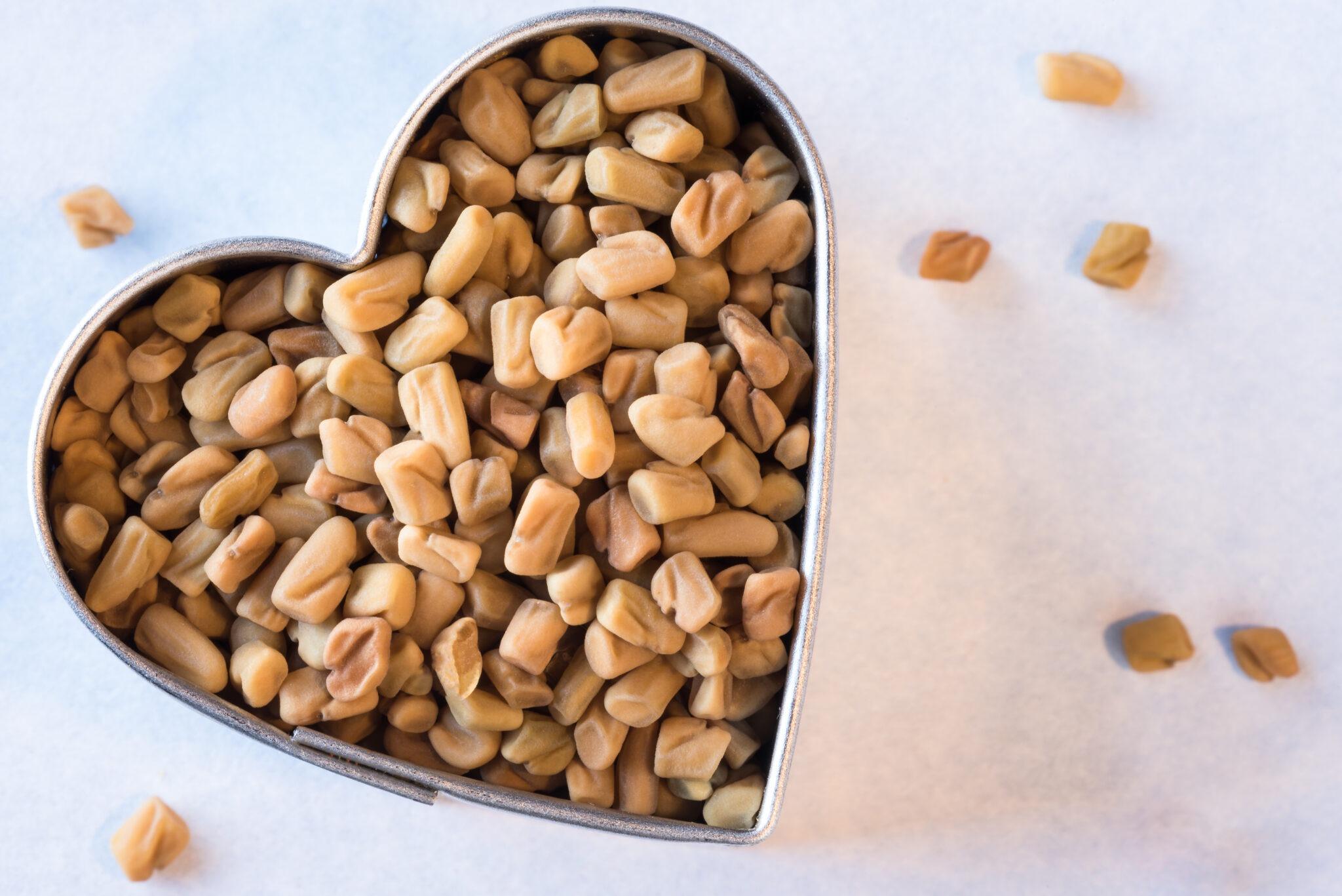 Fenugreek seeds benefits