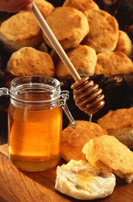 honey as sugar substitute