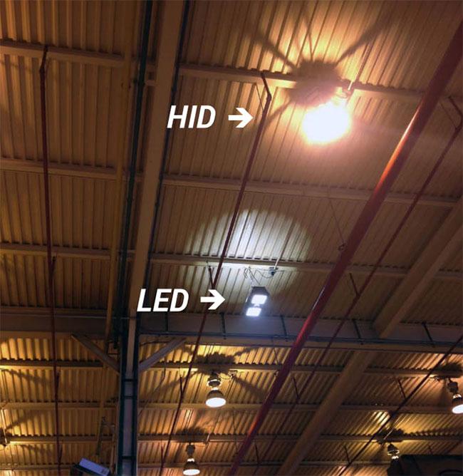 Weldbend Corporation - 40% Energy Savings with Lighting Retrofit - Verde Solutions