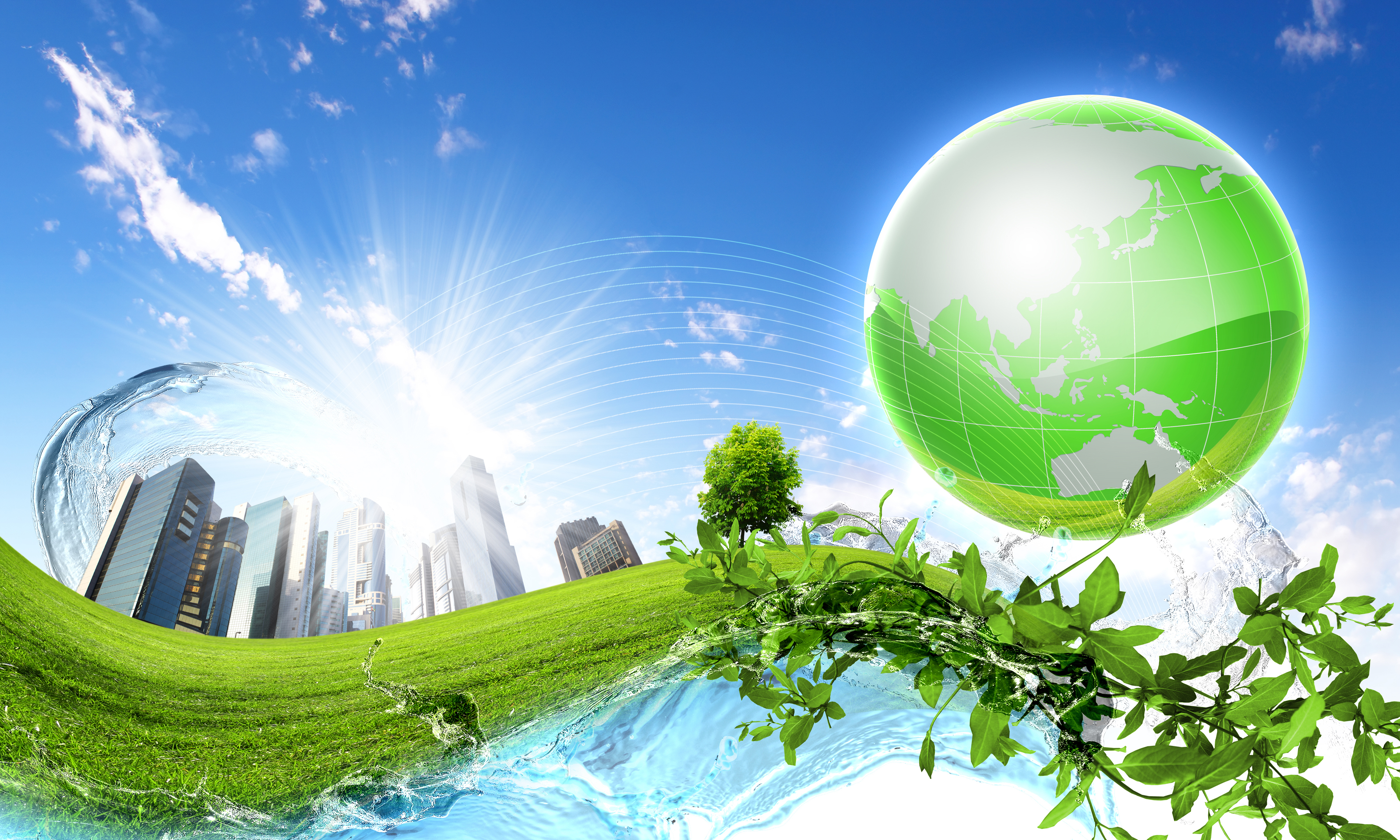 20 ways to go green at work