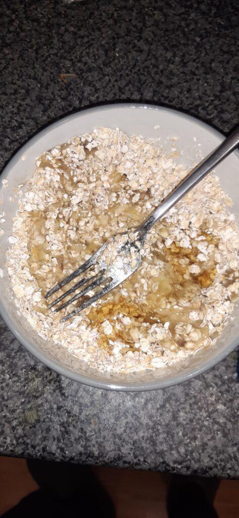 granola bar mix vegan