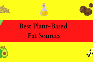 vegan fat sources