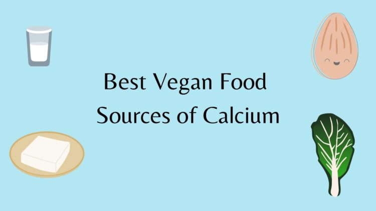 vegan calcium rich food sources