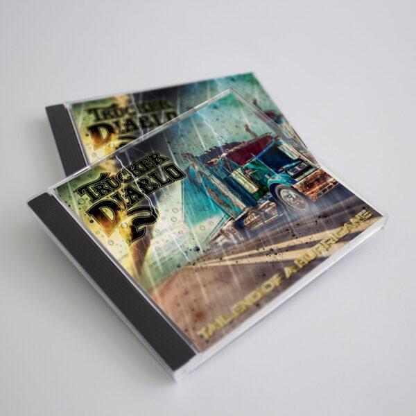 Trucker Diablo - Tail End of a Hurricane CD