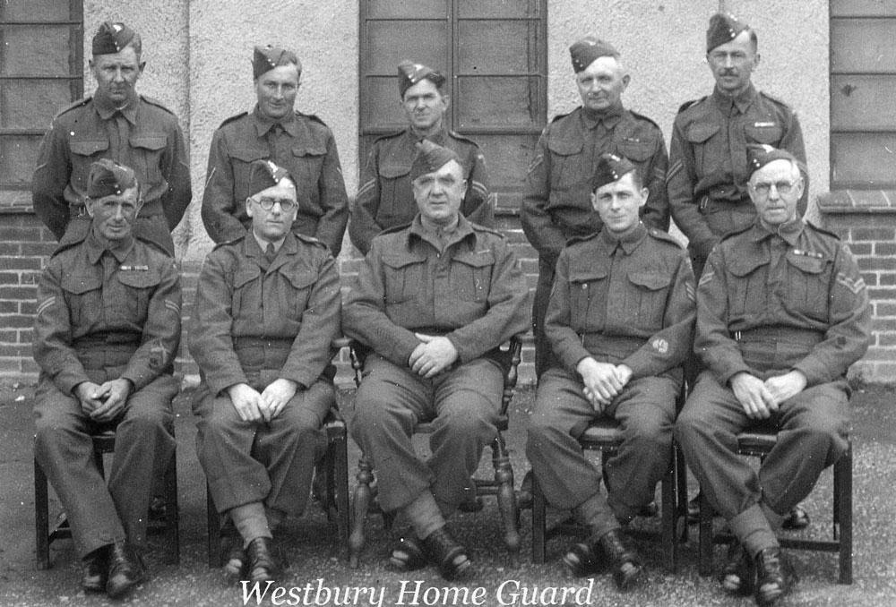 00228-WW2-Westbury-Home-Guard- WW2 Gallery