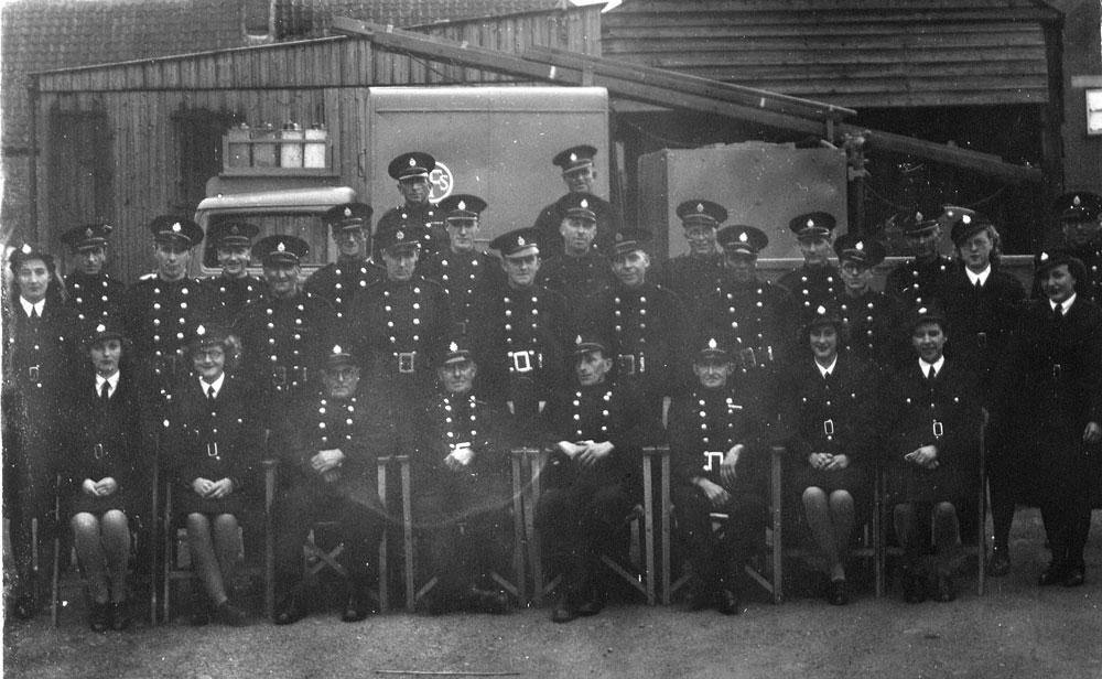 00229-WW2-firebrigade- WW2 Gallery