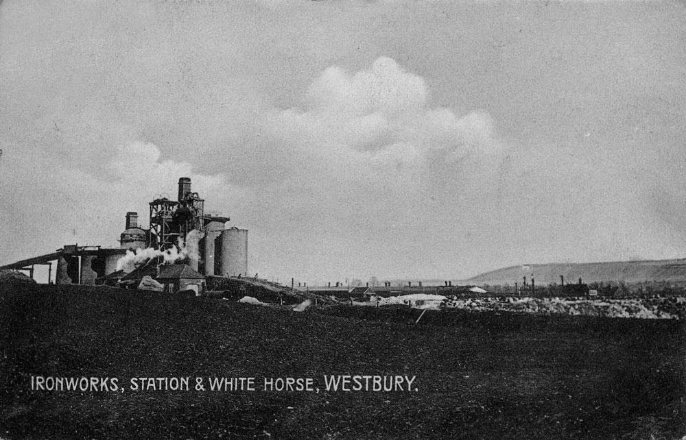 00235-station&ironworks- - Station Road & Ironworks
