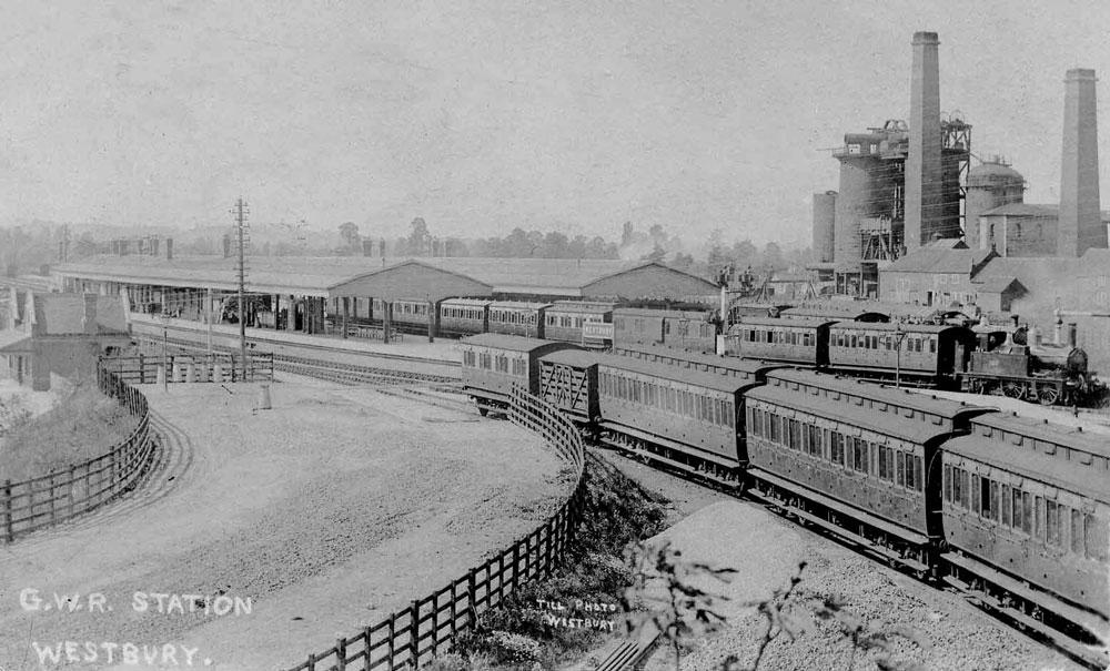 00239-railway-GWR- - Station Road & Ironworks