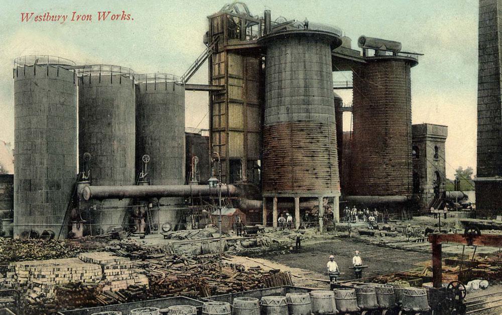 00241-ironworks - Station Road & Ironworks - Iron Works