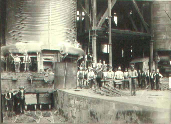 00254-ironworks - Station Road & Ironworks