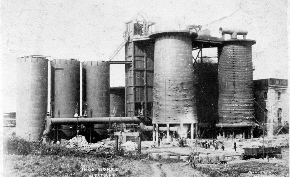00255-ironworks-exterior - Industrial Westbury - Station Road & Ironworks