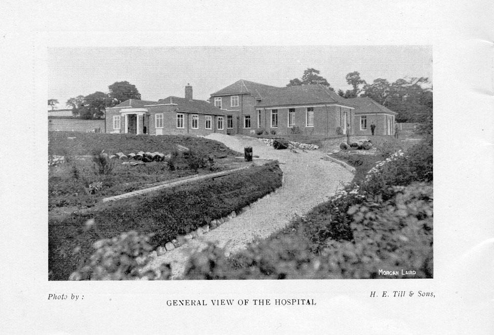 hospital-1931-(002) - Lost Buildings - Hospitals