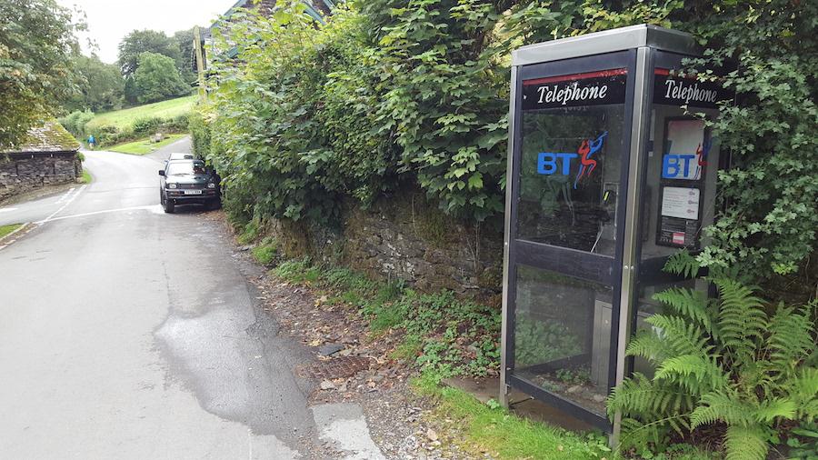 Troutbeck Phone Box