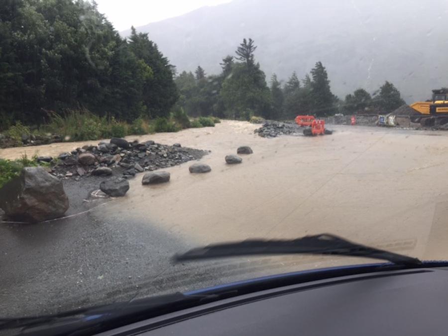 More flooding in Glenridding