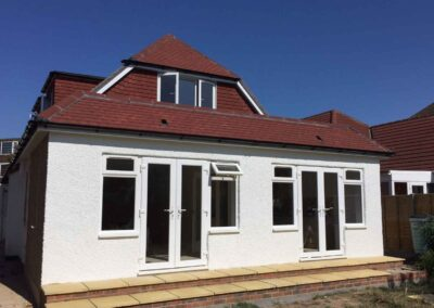 Lansdowne Worthing – Two Storey Rear Extension and Refurbishment