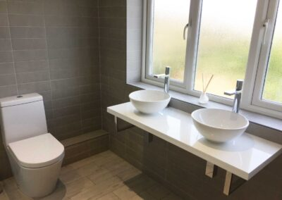 Goring-By-Sea Ensuite Bathroom
