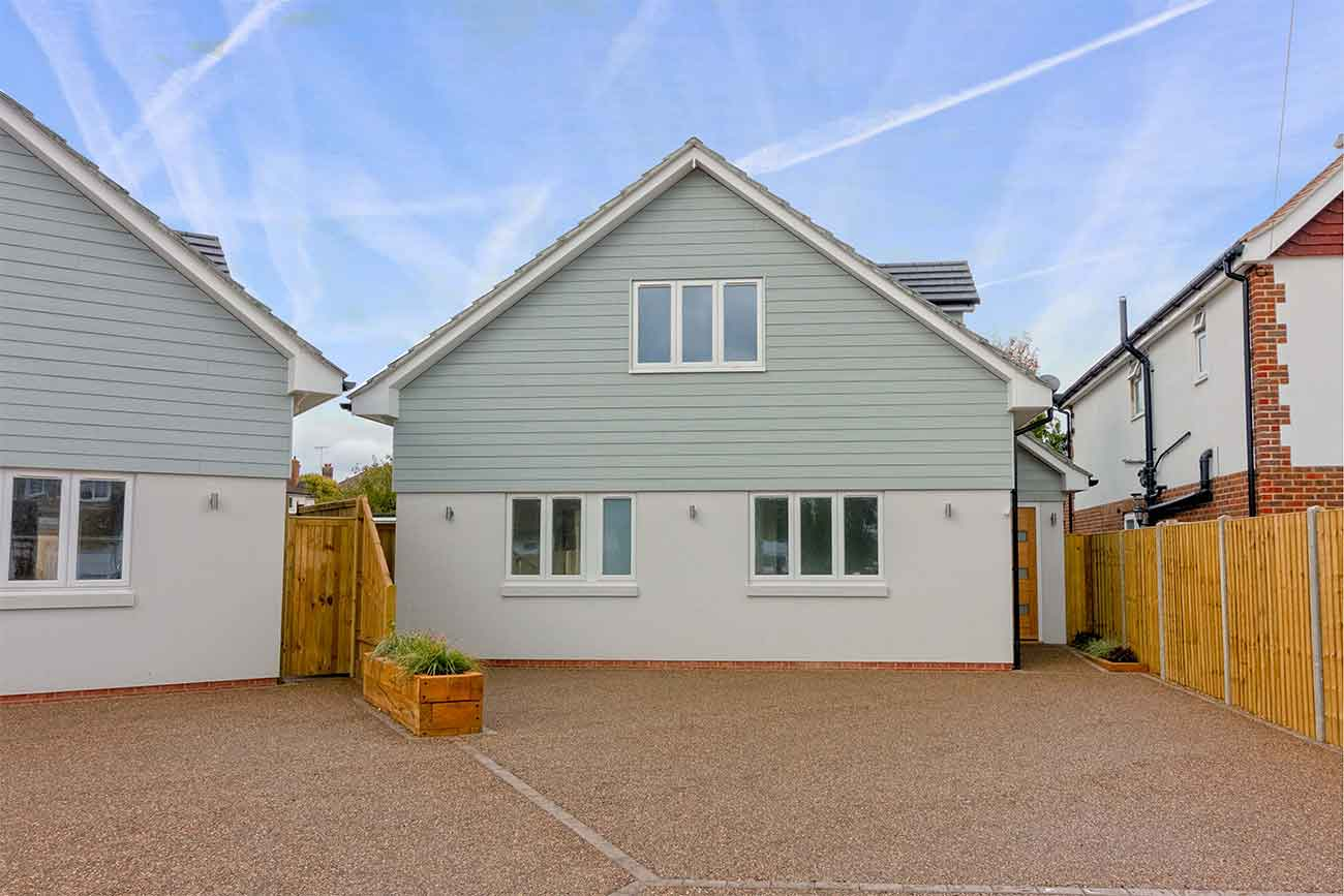 Architectural Design Services for a New Build in Goring-by-Sea