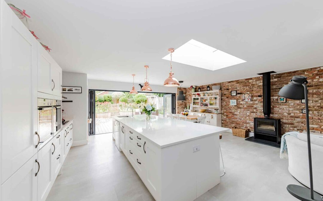 Broadwater – Two Storey Extension and Rennovation