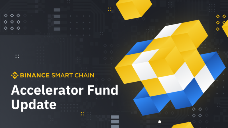Binance Smart Chain Accelerator Fund Adds $10M to Top Food Tokens