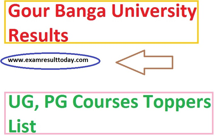 university of gour banga exam result