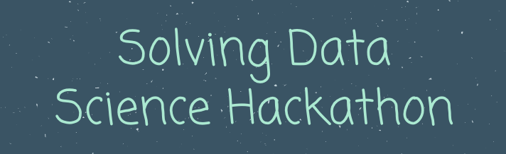 How to solve data science Hackathon
