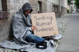 Annual income of a beggar