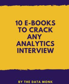10 Books to crack Analytics interview
