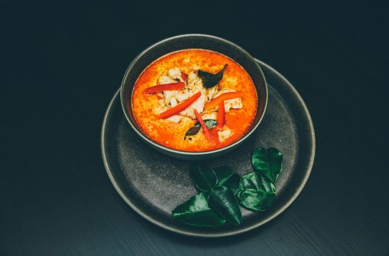 Panang Thai Red Yellow Curry