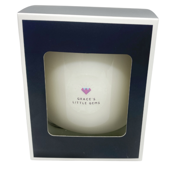 Luxury Candle 30cl Black Box