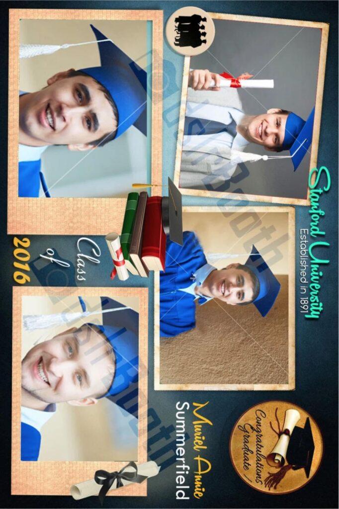 Graduation Postcard Photobooth