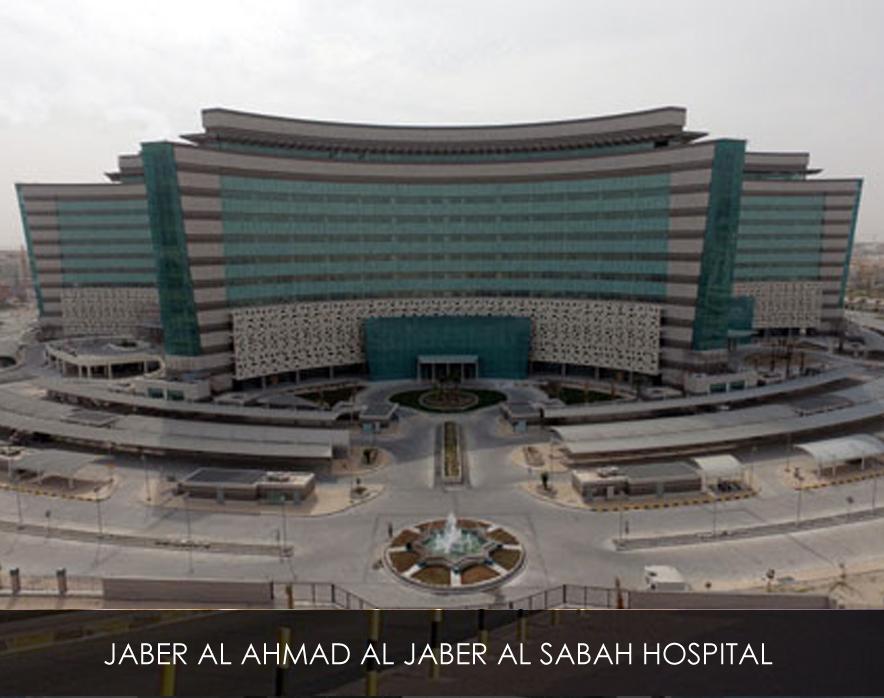 Jaber Ahmad Al Sabah Hospital