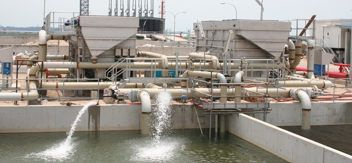 sulaibiya waste water treatment