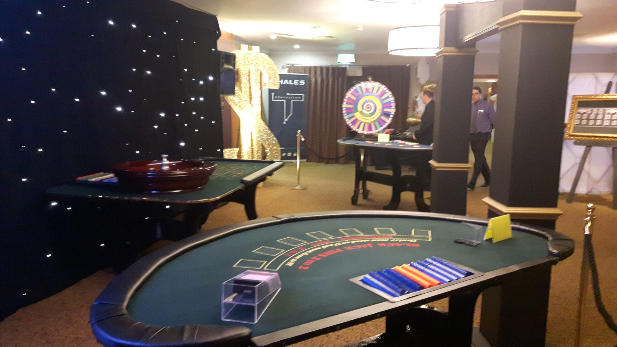 Casino Party Hire Manchester