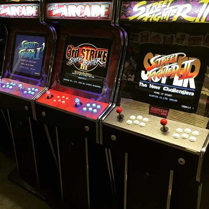 Daily hire of Arcade Machines