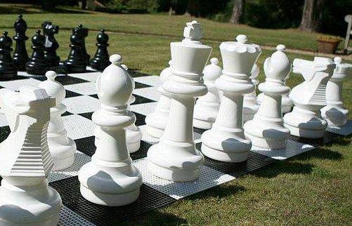 Outdoor Garden Games