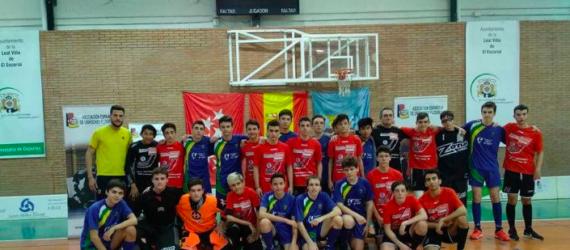 Leganés Fortuna Cadete – Valle Cadete
