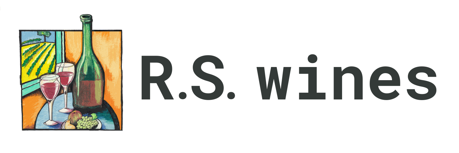 R.S. wines   speciality wines
