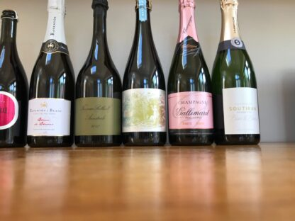 Image of Lovely Bubbly mixed case of sparkling wines