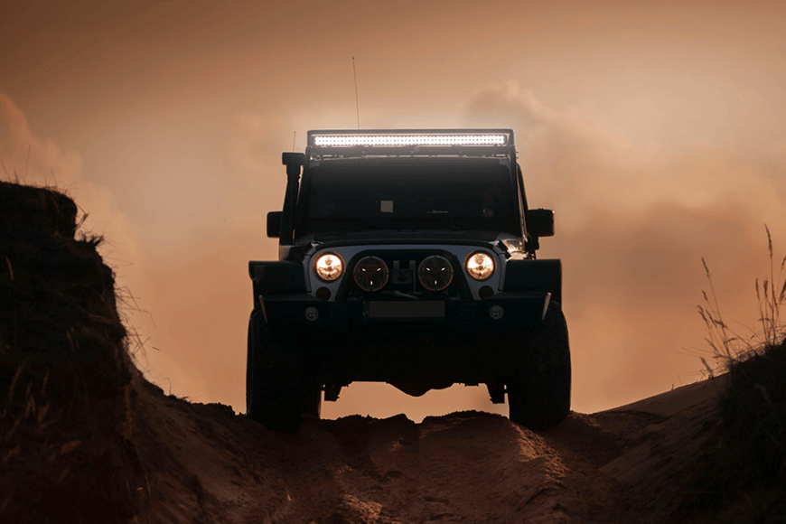 Life is Better Off-road
