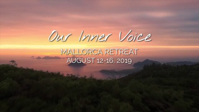 Explore Your Inner Voice with Isabel – Mallorca Retreat October 2020