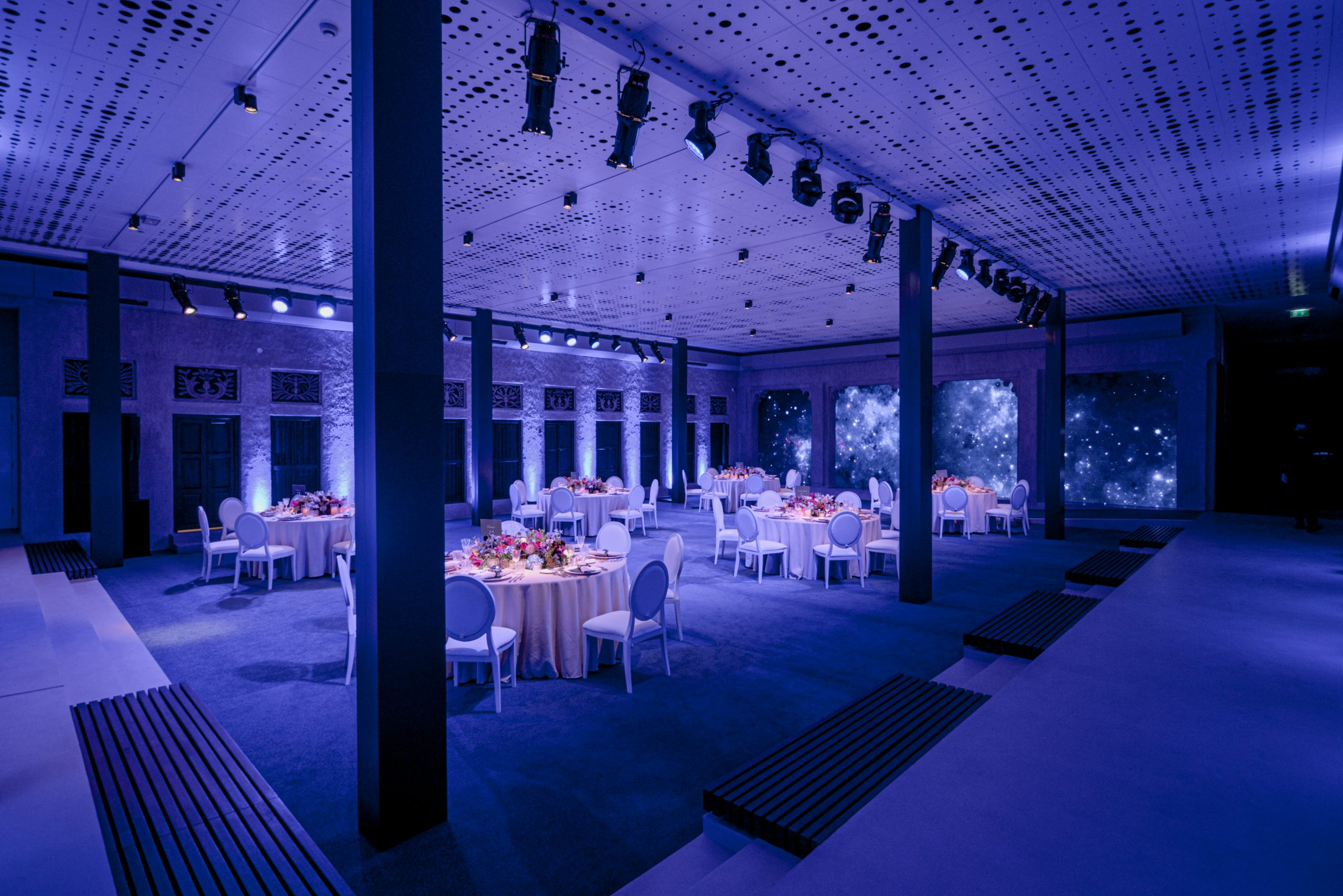 We are a specialist in event fabrication and technology.