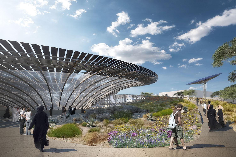Case Study : Sustainability Pavilion