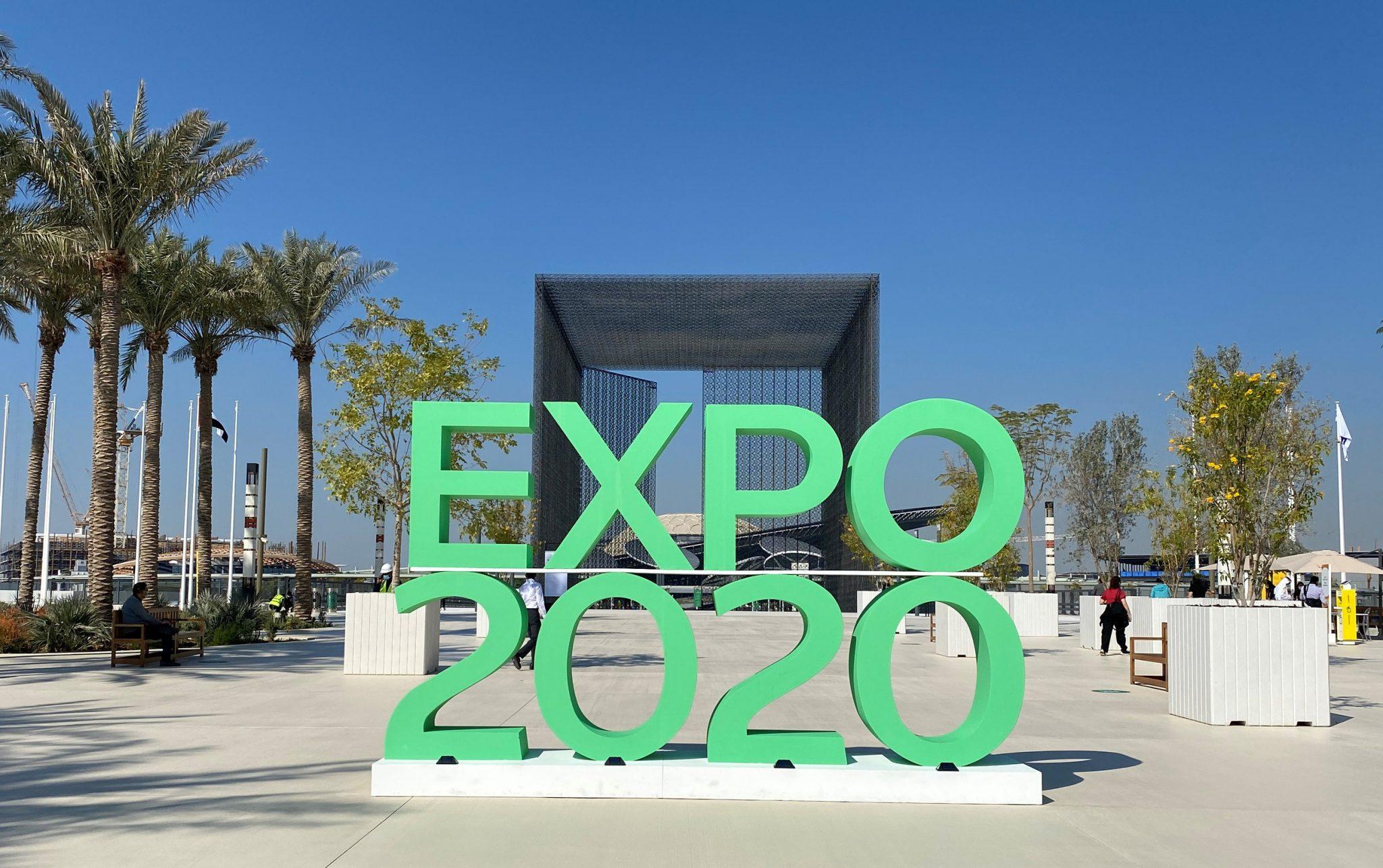 Dubai Expo 2020: Your Local Partner.