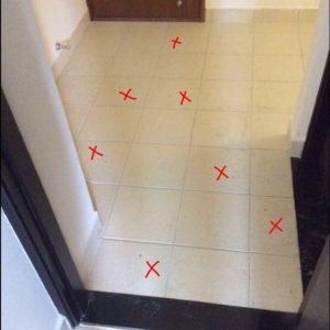 Hollow Tiles