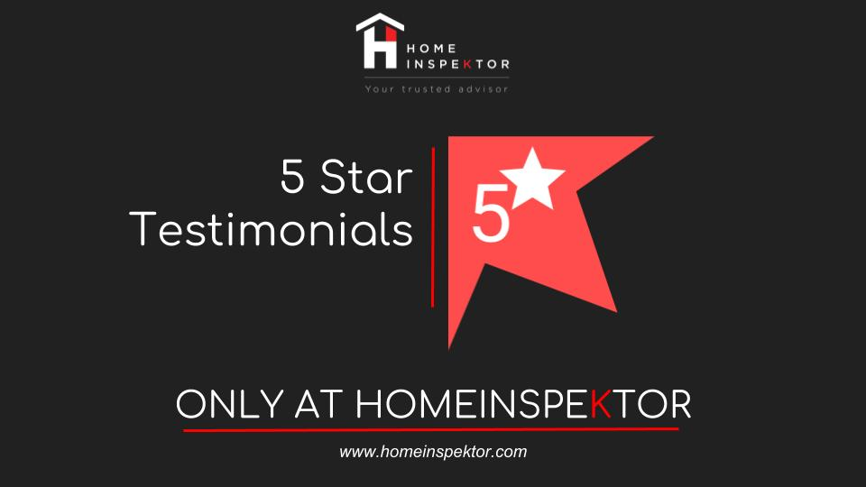 5 Star Testimonials